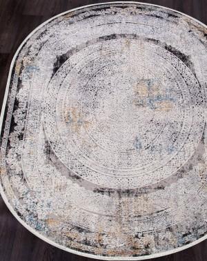 18112 - GRAY / BLACK - Овал - коллекция ERVA