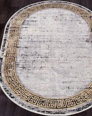 18119 - GRAY / TERRA - Овал - коллекция ERVA