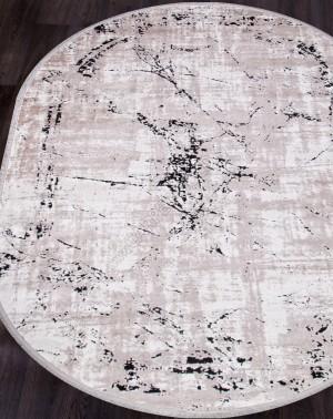 18720S - IVORY / D.BEIGE - Овал - коллекция RAMIYA