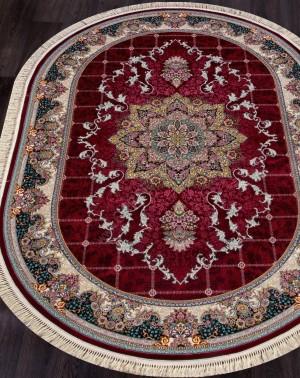 7586 - RED TEHRAN овал