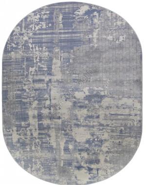 Rimma Lux 36874J OVAL L.GREY / BLUE