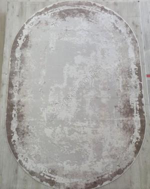 Rimma Lux 36897J OVAL BEIGE / D.BEIGE