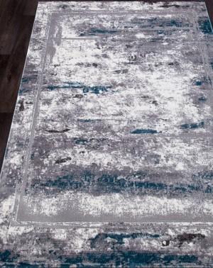 S107B - KOYU GREY COKEN / BLUE SATINE