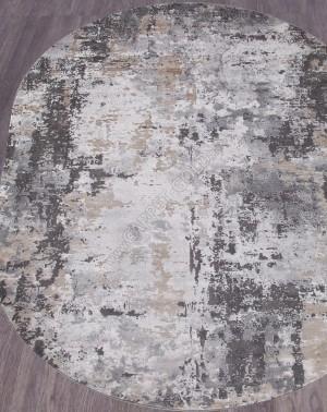 Ковер 23319 - 970 - Овал - коллекция GRAND