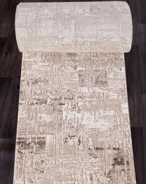 Ковровая дорожка 03724A - BROWN / BROWN - коллекция ARMINA