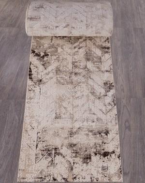 Ковровая дорожка 04045B - DARK BROWN - коллекция ARMINA