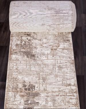 Ковровая дорожка 03705A - BROWN / BROWN - коллекция ARMINA
