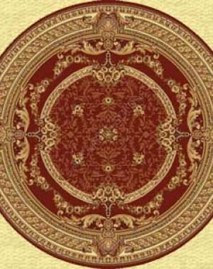 Шерстяной ковер Флоаре 209-3658 Круг
