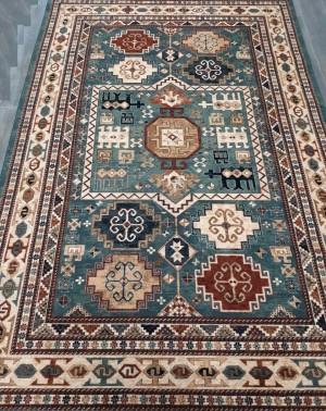 Шерстяной ковер коллекции «KASHQAI» 4306-400 из Бельгии