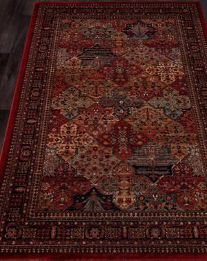 Шерстяной ковер коллекции «KASHQAI» 4309-300 из Бельгии