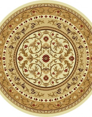 Молдавский ковер Floare-Carpet ERMITAGE 265-1659 Круг
