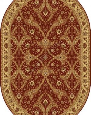 Молдавcкий ковер Флоаре карпет BAGDAD 065-3658 Овал