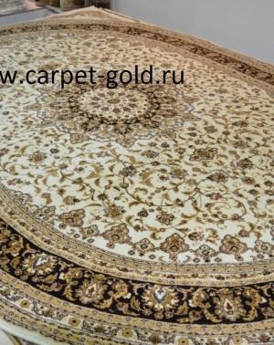 Молдавский ковер Floare-Carpet ISFAHAN 207-1149 Овал
