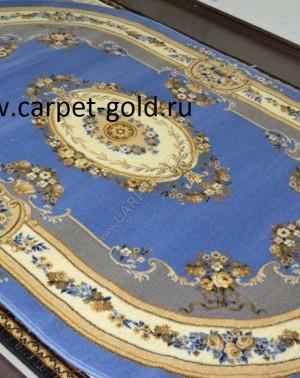 Молдавский ковер Floare-Carpet BUSHE 210-4544  Овал