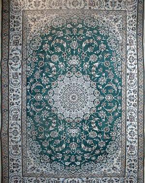 Персидские ковры ручной работы коллекция «Nain» N-211