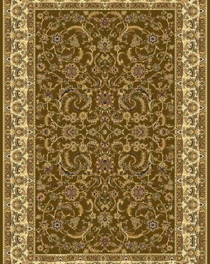 Монгольский шерстяной ковер Hunnu 6C1143 148