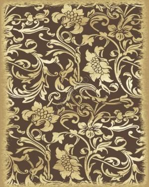 Ковер из вискозы Ravel Rimini 5093 193813 brown