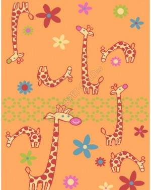 Giraffe a apricot