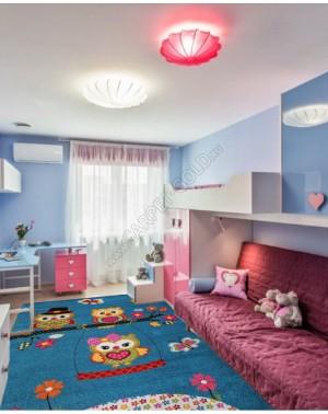 Детский ковер Merinos CRYSTAL_2740_BLUE