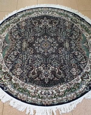 Персидский ковер Sheikh Safi Isfahan 3019-88 Круг