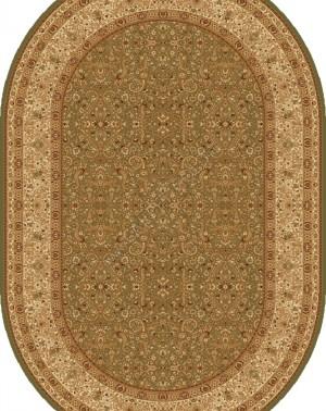 Молдавские ковер из шерсти Floare-Carpet MAGIC 287-5542 Овал