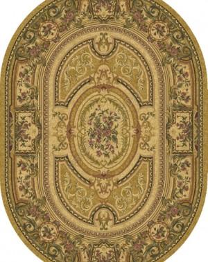 Бельгийский ковер из вискозы Ragolle Beluchi 88105 6262 Овал