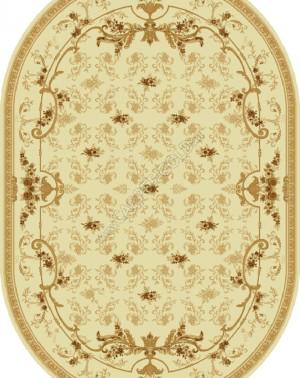 Молдавский ковер Флоаре ROCAILLE 315-1149 овал