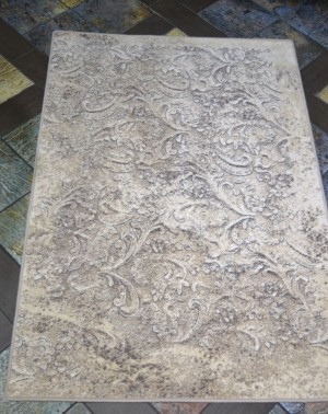 Польский ковер из шерсти AlabasterRosan W cocoa