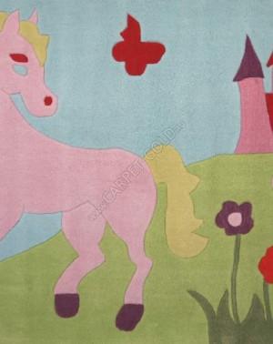 Детский ковер из акрила Joy 10 9924