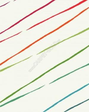 Ковер Бельгийский из синтетики Swing 6277 3P01 cream