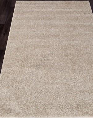 Ковер с длинным ворсом из синтетики PLATINUM T600 - BEIGE