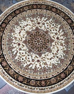 Молдавский ковер Флоаре Isfahan 207-1659 Круг