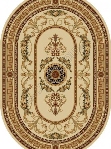 Молдавский ковер Floare-Carpet  Elite 252-1126 oval