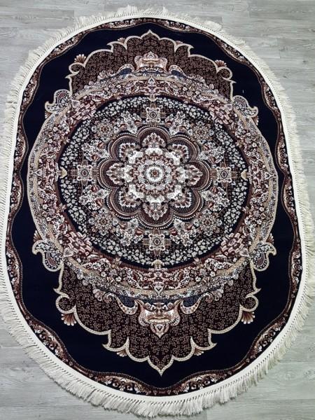 Marokand 7714 lacivert lacivert oval
