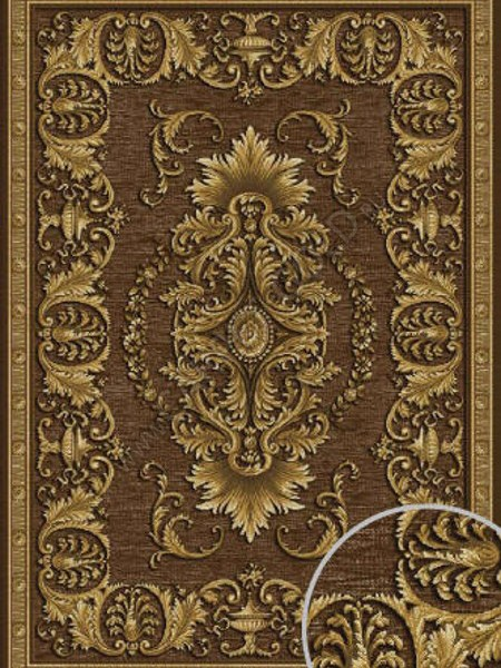Бельгийский ковер Tiffani VC013 Brown