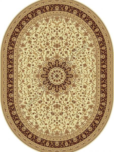 Молдавский ковер Floare-Carpet ISFAHAN 207-16591 Овал