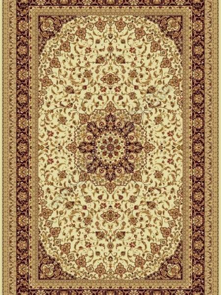 Молдавский ковер шерстяной Floare-carpet 207-1659 ISFAHAN