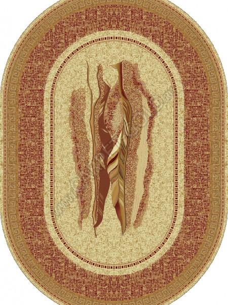 Молдавский ковер Floare-Carpet Pastel 121-1659 Овал