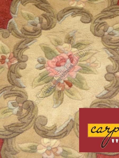 Китайский ковер ручной работы SHD-06 Terra Oval