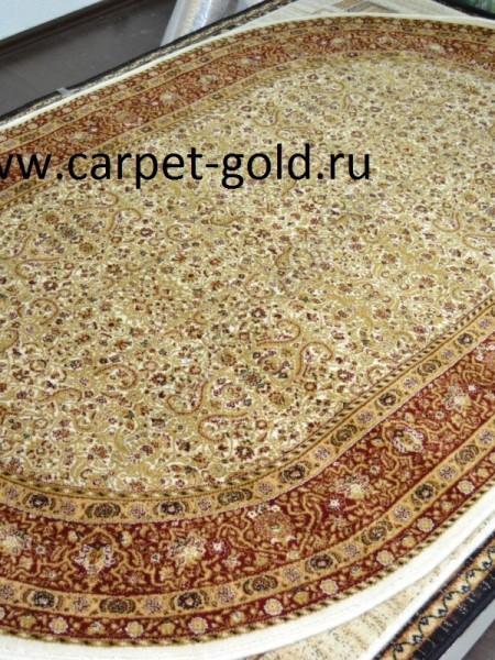 Молдавский ковер Floare-Carpet MAGIC 287-16591 Овал