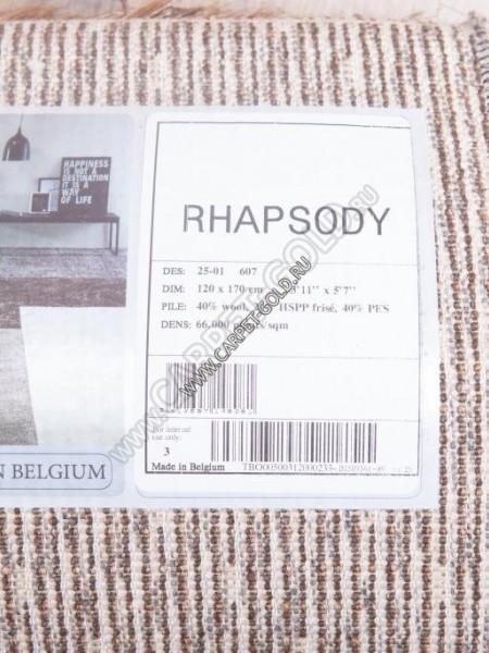 Бельгийский ковер Rhapsody 2501-607 Круг