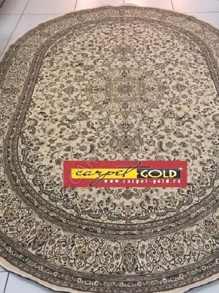Бельгийский ковер из вискозы Ragolle Beluchi 61570 6767 Овал