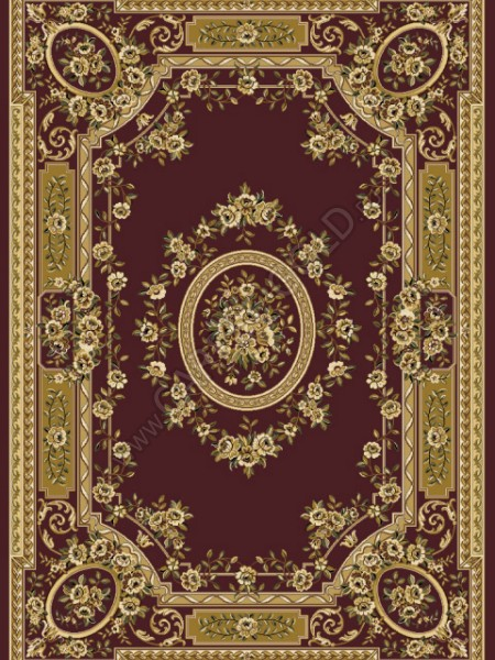 Бельгийский ковер из вискозы Ragolle Beluchi 61410 1717
