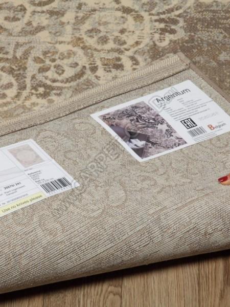Бельгийский ковер Argentum 63375 6252